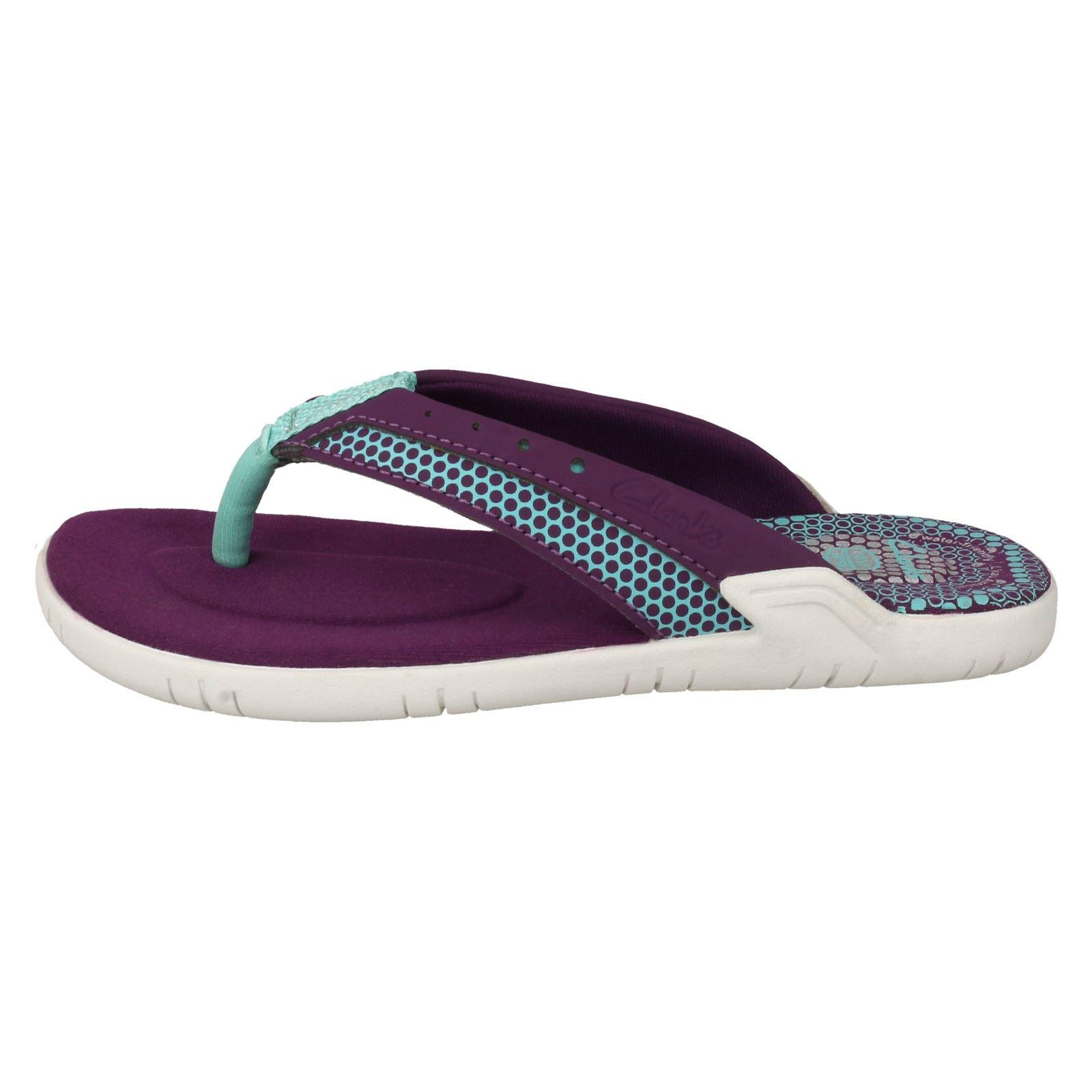 Girls-Clarks-Sandals-039-Bonza-Lass-039