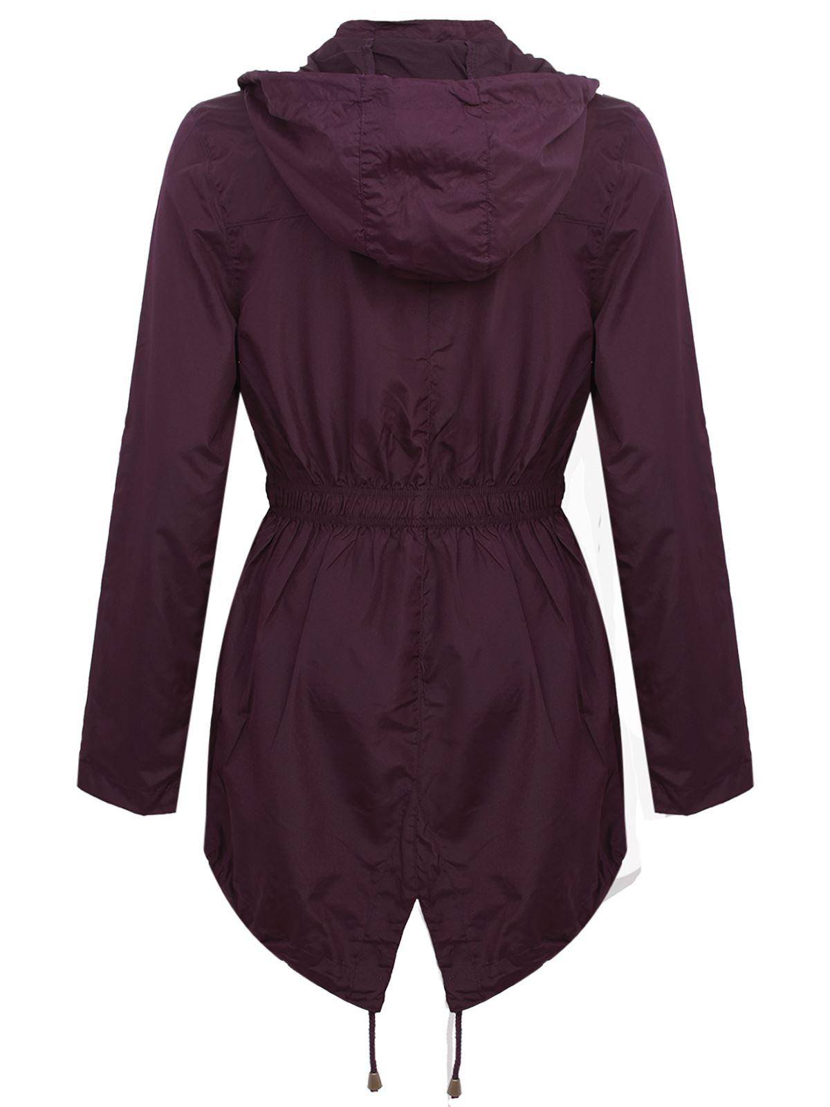 hooded raincoats for women - photo #10