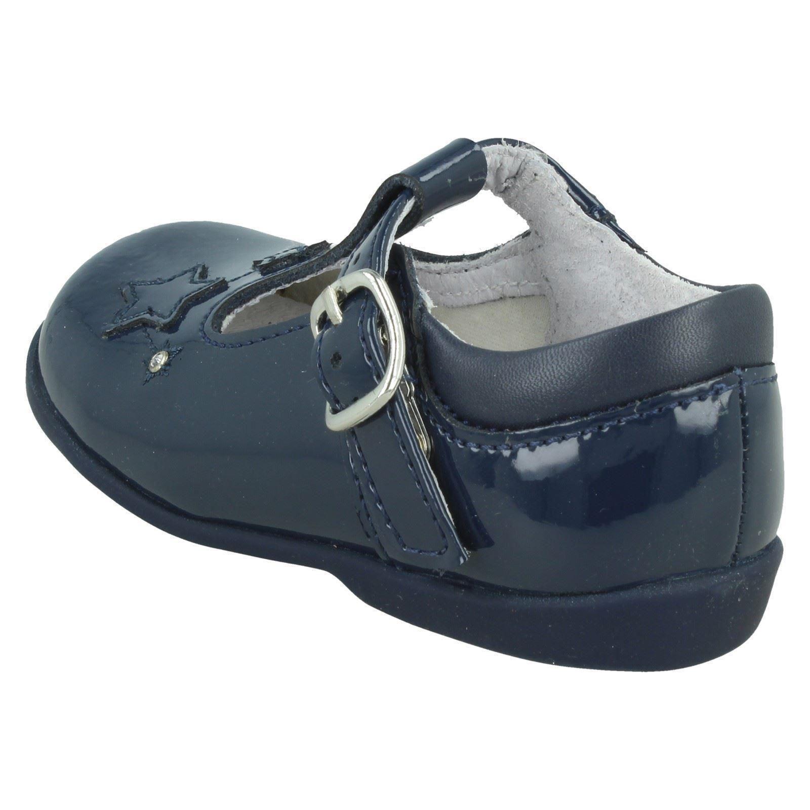 Girls Startrite Casual Hook /& Loop Shoes Star Gaze