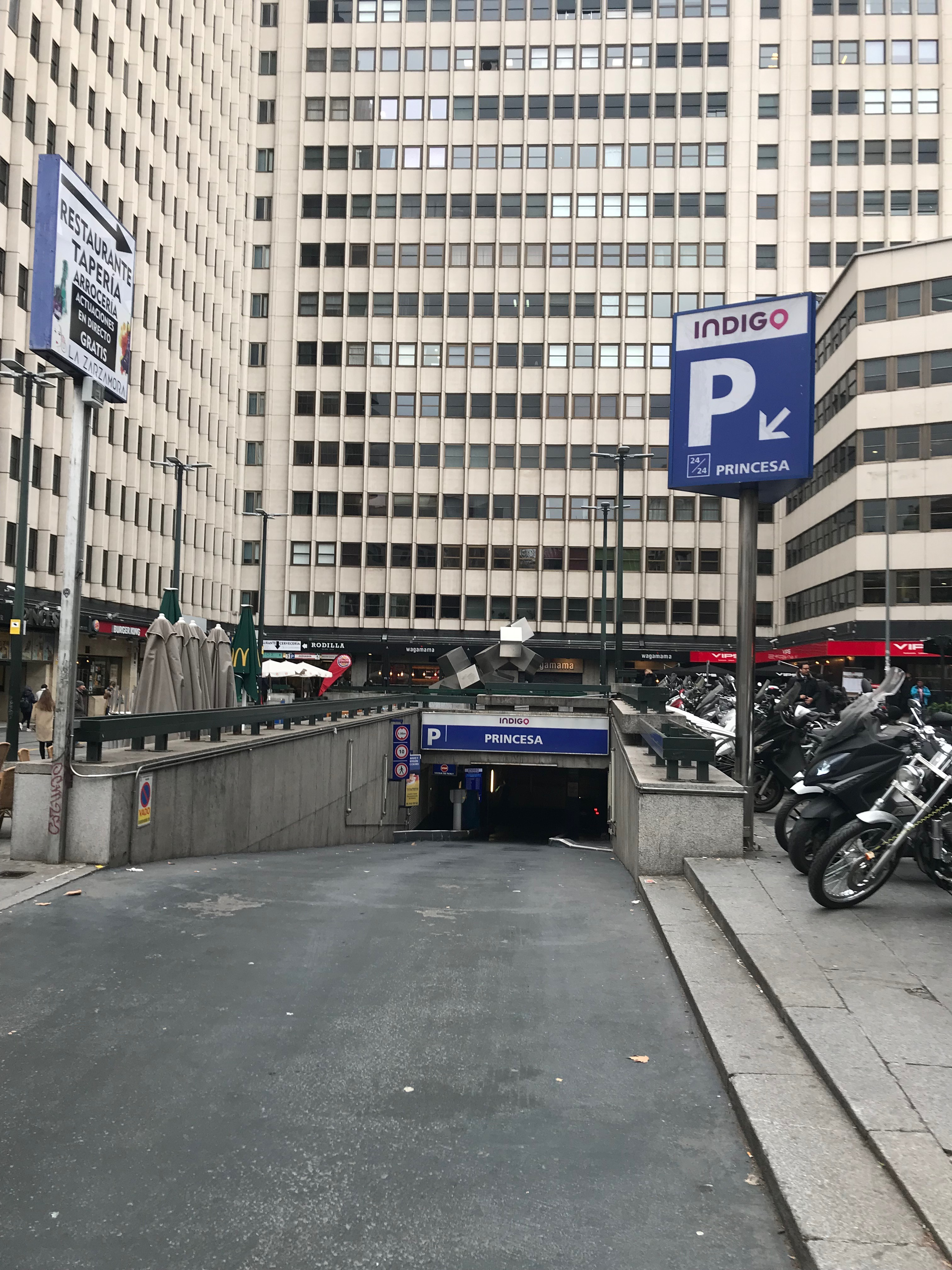 imagen parking