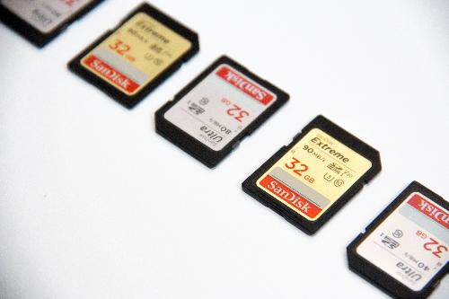 Quelle carte SD choisir pour mon appareil ?