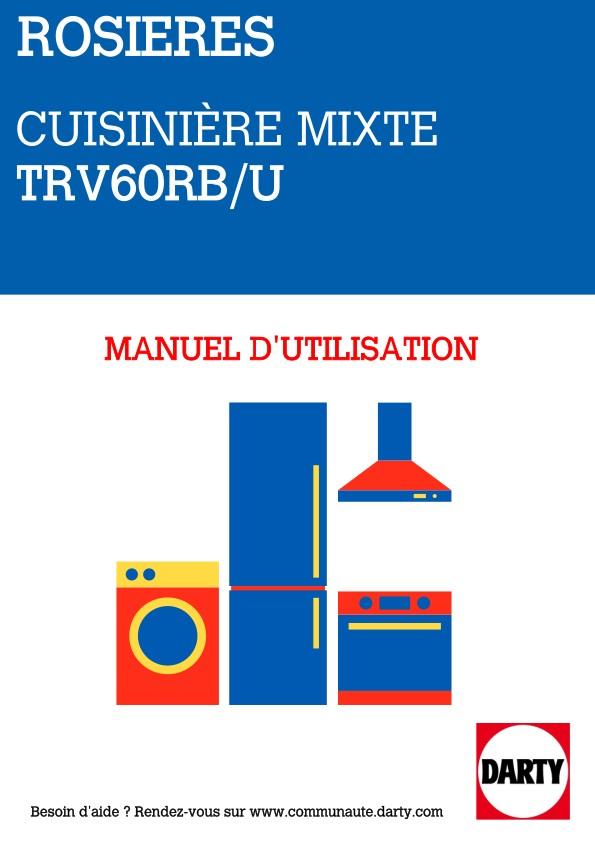 TRV60IN/U TRIO TRIPLETTE