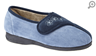 Sleepers GEMMA - Ladies Wide Fitting Slipper