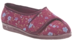Comfylux DAVINA - Ladies Extra Wide Slipper - Fitting EEE/EEEE