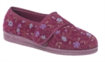 Comfylux SALLY - Ladies Extra Wide Slipper- Fitting  EEE/EEEE
