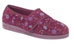 Comfylux SALLY - Ladies Extra Wide Slipper- Fitting  EEE/EEEE