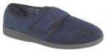 Sleepers Tom - Mens Extra Wide Velcro Slipper