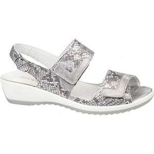 Waldlaufer 225017 - Ladies Wide Fitting Sandal