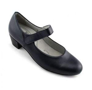 Waldlaufer 358303 - Ladies Wide Fitting Shoe