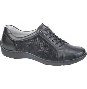 Waldlaufer HENNI 496005 - Ladies Wide Fitting Shoe