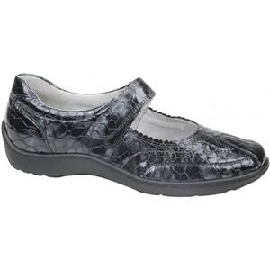 Waldlaufer 496302 - Ladies Wide Fitting Shoe