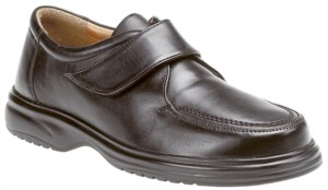 Roamers Sean - Mens` Wide Fitting Shoe