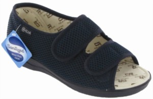 Celia Ruiz CAMILLA - Ladies Extra Wide Fitting Canvas Shoe