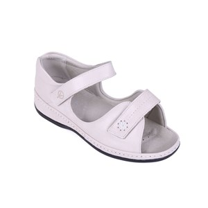 Sandpiper CORAL - Ladies Extra Wide Fitting Sandal