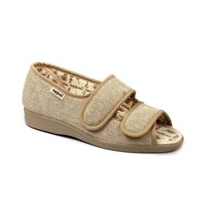 Sandpiper DORA -  Ladies Extra Wide Fitting Canvas Shoe