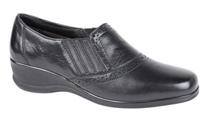 Mod Comfys BETTY - Ladies Wide Fitting Shoe
