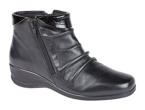 Mod Comfys ADELE - Ladies Wide Fitting Boot