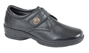 Mod Comfys MABEL - Ladies Wide Fitting Shoe