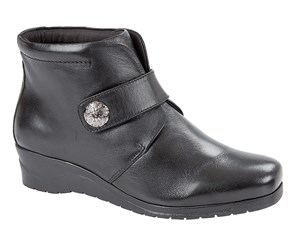 Mod Comfys MELISSA - Ladies Wide Fitting Boot