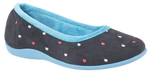 Sleepers ISLA - Ladies Wide Fitting Slipper