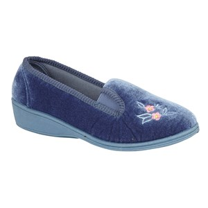 Sleepers GINA - Ladies Wide Fitting Slipper