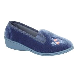 Sleepers GINA - Ladies Wide Fitting Slipper