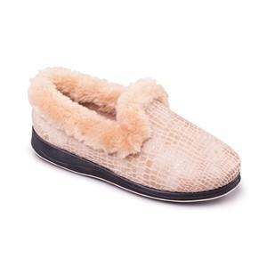 Padders LUXURY - Ladies Wide Fitting Slipper