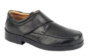 Roamers Jack - Mens Extra Wide Fitting Shoe