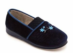 Padders MICHELLE - Ladies Wide Fitting Slipper