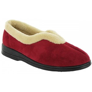Sleepers OLIVIA- Ladies Wide Fitting Slipper