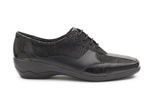 Padders QUARTZ - Ladies Wide Fitting Shoe