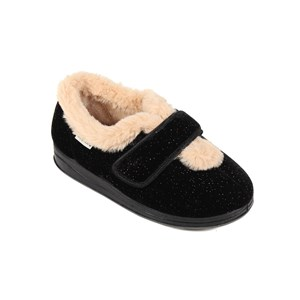 Sandpiper SABRINA - Ladies Extra Wide Fitting Slipper