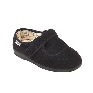 Sandpiper SARAH - Ladies Extra Wide Fitting House Shoe/Slipper