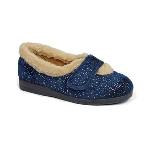Sandpiper SELINA - Ladies Extra Wide Fitting Slipper