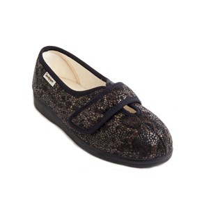 Sandpiper SUE - Ladies Extra Wide Fitting Canvas Shoe