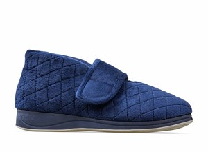 Padders Tranquil - Ladies Wide Fitting Slipper