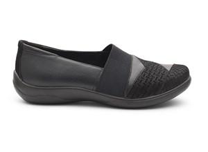 Padders VIOLIN - Ladies Wide Fitting Shoe