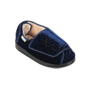 Sandpiper Wyn- Ladies Extra Wide Fitting Slipper