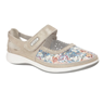 Boulevard Donna - Ladies Wide Fitting Velcro Shoe