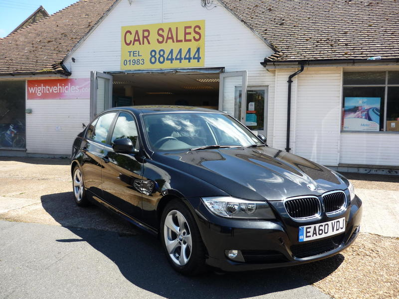 2010/60 BMW 320D EfficientDynamics £9,695 in Ryde | Wightbay