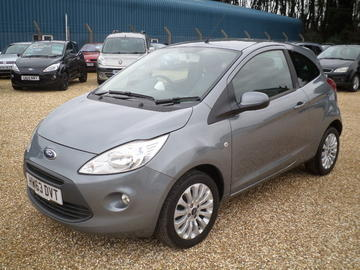 Ford Ka   Zetec Only  Road Tax In Ventnor Expired Wightbay