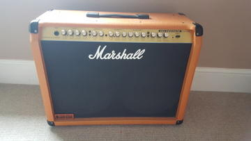100 watt Orange Marshall hybrid valve amp - Shanklin - Expired