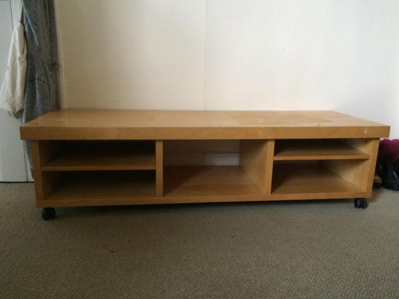 Ikea Tv Stand On Wheels In Bembridge Expired Wightbay