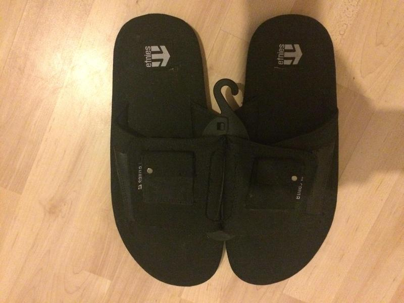 ExpiredWightbay Strap On Sandals 10 Cowes Size Etnies 3jqR5AL4