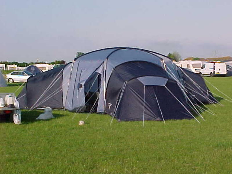 & 9 Man dome tent for sale (used once) - Cowes - Sold | Wightbay