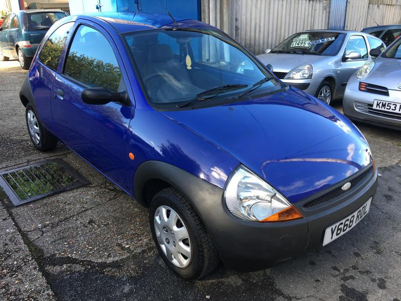 Y Ford Ka Low Miles Island Car New Mot In Newport Isle Of Wight Expired Wightbay