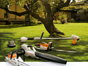 STIHL CORDLESS POWER PRODUCTS in Newport Isle of Wight