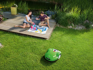 ROBOTIC MOWERS in Newport Isle of Wight