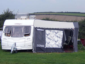 ISABELLA CARAVAN AWNING In Sandown