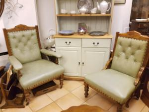Armchairs in Shanklin